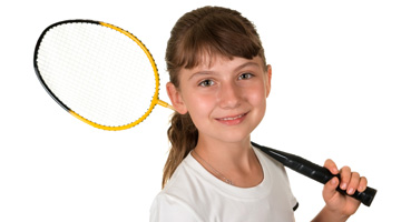 Badminton für Kinder im Racket Center Nußloch