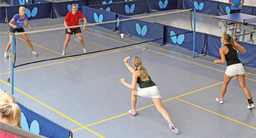 Racket Sport im Racket Center Nußloch
