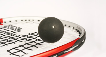 Squash im Racket Center Nußloch